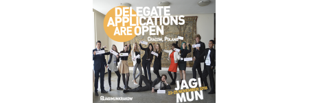 Jagiellonian University International MUN 2018